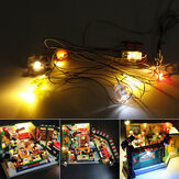 LED Light Lighting Kit ONLY For LEGO 21319 Central Perk Friends Classic Sitcom