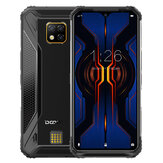 DOOGEE S95 Pro Global Bands IP68 Waterproof 6.3 inch FHD+ NFC 5150mAh Android 9.0 48MP Triple AI Rear Cameras 8GB RAM 256GB ROM Helio P90 Octa Core 4G Smartphone
