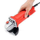 1400W 220V Electric Angle Grinder Polishing Polisher Grinding Cutting Tool