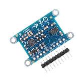 Module de capteur 9DOF IMU 9 Module de capteur gyroscopique numérique d'axe d'attitude de pression Kit de bricolage électronique Carte de circuit imprimé