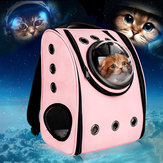 Astronaut Capsule Respirable Pet Puppy Cat Travel Bag Space Carrier Bag