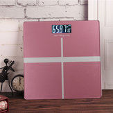 Special Electronic Scale German Solid Color Human Body Called Health Scales Electronic Scales