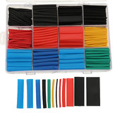 560Pcs Heat Shrink Tubing Insulation Shrinkable Tube Wire Cable Sleeve Kit 2:1