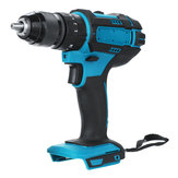 10mm Chuck Impact Drill 350N.m Akku-Bohrmaschine für Makita 18V Batterie 4000RPM LED Light Power Drills
