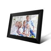 P100 WiFi 10.1 inch Digital Photo Frame 1280x800 IPS Touch Screen 16GB Smart Picture Frame APP Control With Detachable Holder