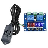 DC 12V XH-M452 Temperature And Humidity Controller Module Digital Display High Accuracy Dual Output