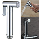 Brass Shataf Douche Kit Portable Toilet Bidet Handheld Chrome Sprayer Shower Head