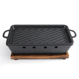36 * 13 * 20CM Outdoor Mini BBQ Holzkohlegrill Grill-Kits für Garden Yard Party