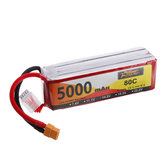 ZOP Power 14.8V 5000mAh 80C 4S Lipo Batteria XT60 Spina per RC Drone