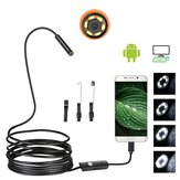 7mm usb endoscope serpent inspection caméra téléphone mobile android Soft fil