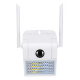 1080P 3.0MP Wifi Security Camera Wireless LED Wall Light Spotlight Waterproof Garden Lamp
