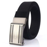 TUSHI 125cm Nonporous Military Tactical Belt Metal Buckle Business Waist Belt Waistband