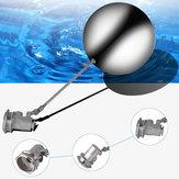 Serbatoio automatico per vasche per bestiame con valvola a sfera galleggiante in acciaio inossidabile