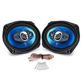 TP-6971 1000W par alto falante de carro de alto-falante coaxial de sensibilidade