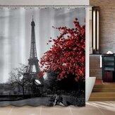 Badezimmer 3D Gedruckt Polyester Colorful Pfau Duschvorhang Wasserdicht Bad Vorhänge Mit 12 Haken
