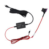 Car Camera 3 Hard Wire ACC HK3 Hardwire Kit For Parking Mode With Mini USB Port