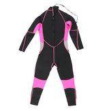 Mulheres 3mm Thicken Diving Set Scuba Suit Surf Natação Swimwear quente Ladies
