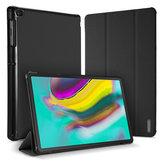Tableta triple Caso para tableta Samsung Tab S5E