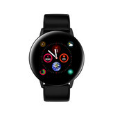 Bakeey TD28 1.3inch Full Touch Screen Heart Rate Blood Pressure Oxygen Monitor Weather Push Smart Watch