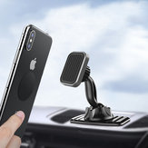 Bakeey Strong Magnetic Dashboard Car Phone Holder Car Mount 360º Rotation for 4.0-7.0 Inch Smart Phone for iPhone 11 Pro Max for Samsung Xiaomi Redmi Note 8