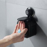 Xiaowei Wall-mounted Soap Dispenser Liquid Shampoo Lotion Hand-pushed Dispenser Bathroom Hand Washer