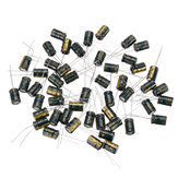 50Pcs 16V 470UF 8 x 12MM High Frequency Low ESR Radial Electrolytic Capacitor