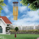 27 Tube 3 colori Campanelli eolici Campanelli eolici antichi Campane da giardino Decorazioni per appendere il giardino Regali