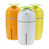 200ml Portable USB LED Diffuseur d'huile de parfum Aroma Oil