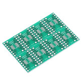 10 PCS SOP16 SSOP16 TSSOP16 Ke DIP DIP16 0.65 / 1.27mm IC Adapter Papan PCB