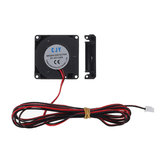 SIMAX3D® 24V DC 4010 40*40*10mm Blower Cooling Fan with 1M 2 Termina Cable for 3D Printer