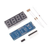 3pcs 0.56 Inch Digital Tube DIY Kit TM1650 Four-digit LED Digital Tube Display Module