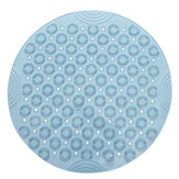 55cm Bathroom Carpet Floor Drainage Suction cup Bath Mat
