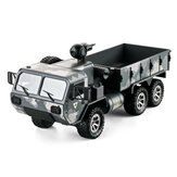 Eachine EAT01 1/16 2.4G 6WD RC Auto Proportionalsteuerung US Army Military Offroad Rock Crawler Truck RTR Fahrzeugmodell mit 720p Kamera