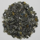 1/4 LB Natural Labradorite Mini Tumbled Gemstone Stone Crystals Healing Home Decorations