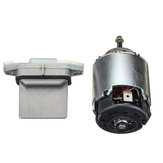 Heater Blower Motor 27225-8H31C with Regulator Resistor 27761-9W100 For NISSAN X-TRAIL 2001-2007