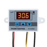 XH-W3002 مايكرو رقمي ترموستات درجة حرارة عالية الدقة مراقبة التبديل التدفئة والتبريد دقة 0.1