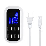 8A 8 Ports USB Fast Charging Smart Battery Charger HUB For Phone