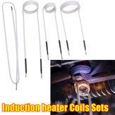 As bobinas sem chama Aquecedor da indução 4PCS ajustaram 3 bobinas + 1 fio de aquecimento dos fios