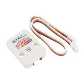 Mini ACCEL Motion Sensor Module 3-axis Accelerometer ADXL 345 I2C Interface M5Stack® for Arduino - products that work with official Arduino boards
