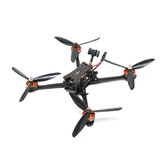 Eachine Tyro119 250mm F4 OSD 6 Inch 3-6S DIY FPV Racing Drone PNP con Caddx Turbo F2 1200TVL Cámara