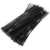 Suleve ZT04 Nylon 250Pcs/500Pcs 5mm 15/20/25/30/35/40cm Black/White Nylon Self-locking Cable Tie Zip Ties Strong Tensile Strength