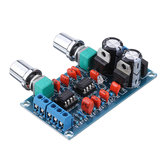 NE5532 Low Pass Filter Board Subwoofer Volume Control Board Amplifier Module 9-15V