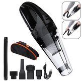 Hand Vacuum Cordless Handheld Vacuum Cleaner Rechargeable Pet Hair Vacuum Dust Collectors for Home and Car Cleaning