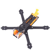 Skystars G520L HD 228mm Wheelbase 5 Inch Frame Kit Compatible with DJI Air Unit For FPV Racing RC Drone