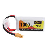 ZOP Power 11.1V 1000mAh 70C 3S Lipo Battery XT60 Plug for JJRC M02 RC Airplane