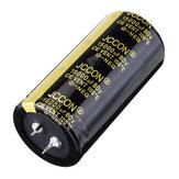 15000UF 80V 30x70mm Condensador electrolítico de aluminio radial Alta frecuencia 105 ° C
