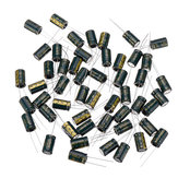 50pcs 25V 1000uf 10x16MM High Frequency Low ESR Radial Electrolytic Capacitor