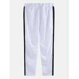 Mens New Straight Pants Large Size Loose Wei Pants Casual Sw