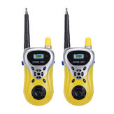2 stks kinderen walkie talkie 446 MHz 8 kanaals UHF talkies lange afstand kinderen walky talky
