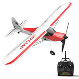 Volantex Sport Cub 500 761-4 500mm Wingspan 4CH One-Aerobatic Beginner Trainer RC Glider Airplane RTF مدمج In 6-Axis Gyro